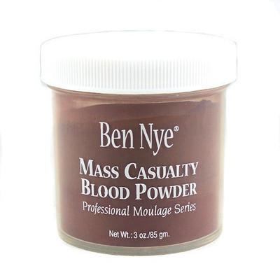 Mass Casualty Blood Powder