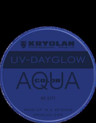 Aquacolor UV-Dayglow 8 ML