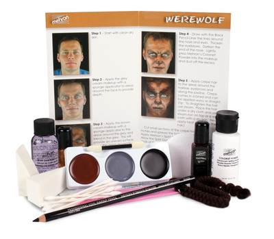 Werewolf - Character Makeup Kit