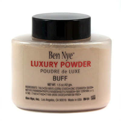 Buff Luxury Powder