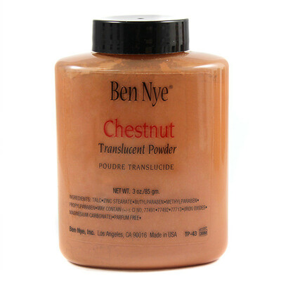 Chestnut Classic Face Powder