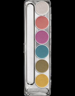 Aquacolor Interferenz Palette - 6 color