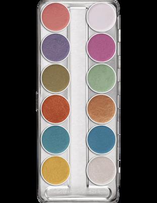 Aquacolor Interferenz Palette - 12 Color