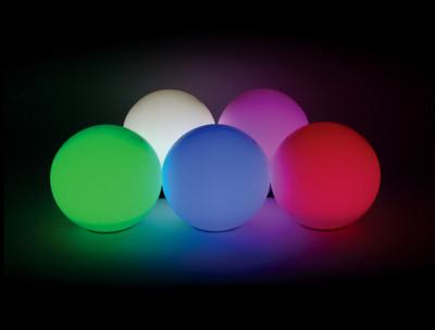 9.5″ Rainbow Orb