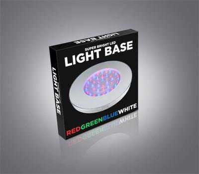 10″ diam Light Base