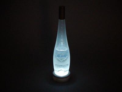3.75″ diam Light Base