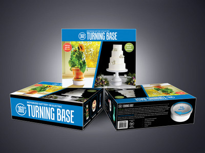 Turning Base System