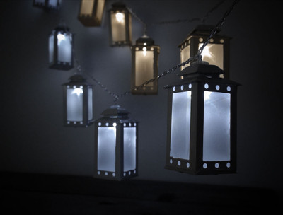Mini Lantern String Light