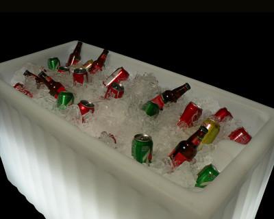 PolyDeco Ice Chest