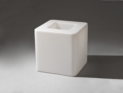 PolyDeco Planter Cube 18″sq
