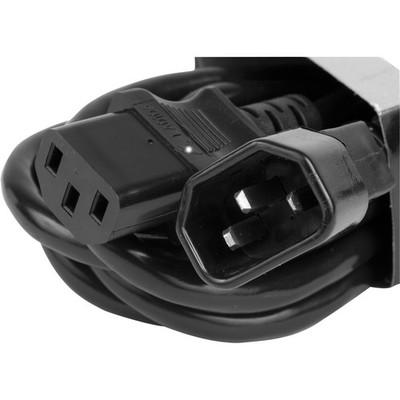 DJ Accu-Cable Indoor-Outdoor General Purpose IEC Extension Cord (6')