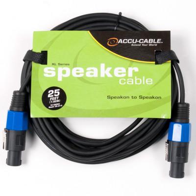 Speaker Cable - Speakon to Speakon