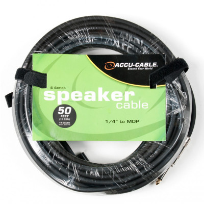 """Speaker Cable - SK Series - 1/4"""" to MDP"""