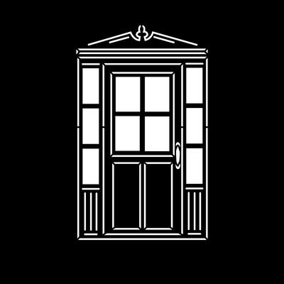 Door Colonial