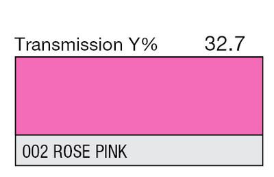 002 Rose Pink