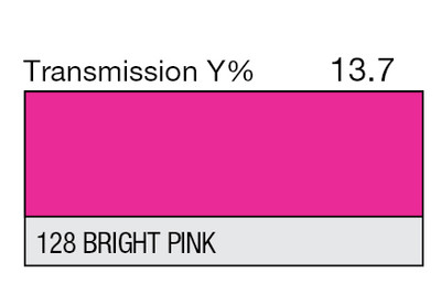 128 Bright Pink