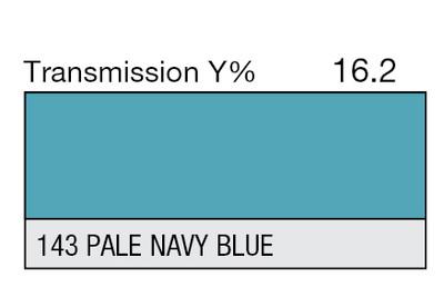 143 Pale Navy Blue