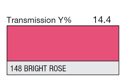 148 Bright Rose