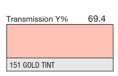 151 Gold Tint