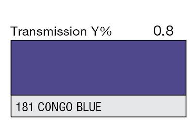 181 Congo Blue High Temp