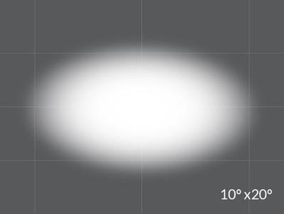 Opti-Sculpt 10° x 20°