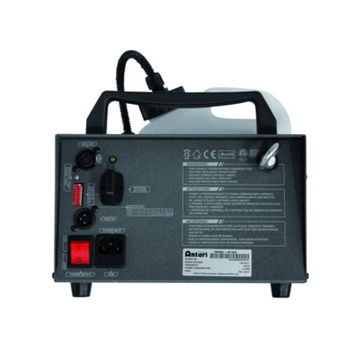 W-510 Wireless Fog Machine