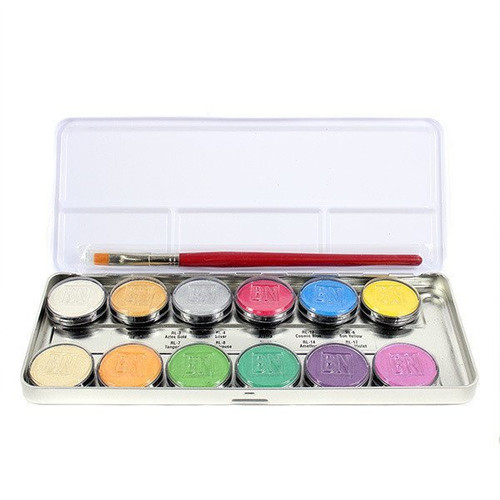 Lumiere Grande Colour Pressed Palette - 12 Color