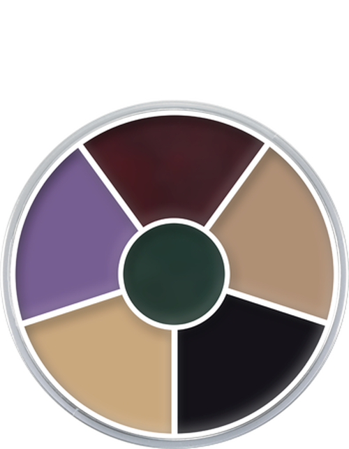 Cream Color Circle