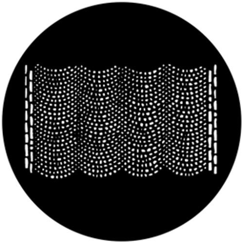 Steel Gobo - Mosaic Floor