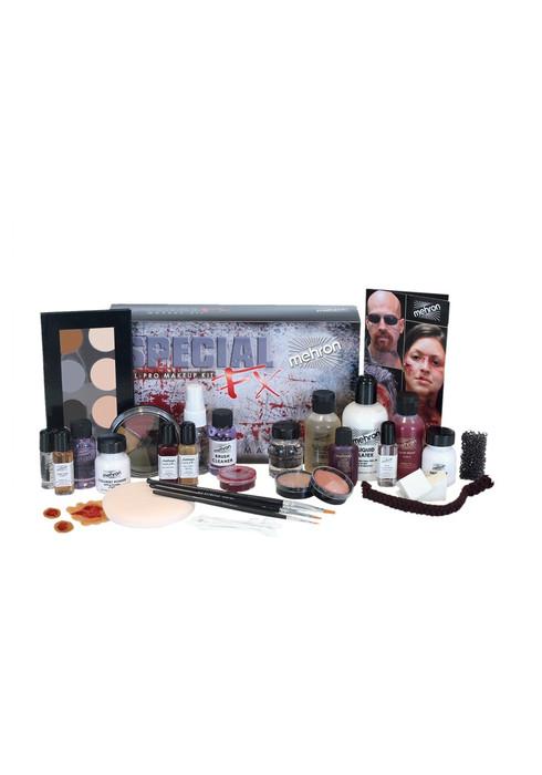 Special Effects Complete Makeup Kit