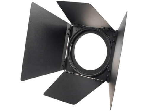 Barndoor - Source 4 Fresnel - Black