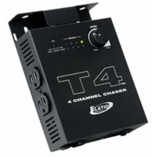 T4 4 Channel Chase Controller