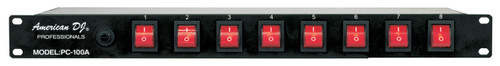 PC-100A 8x Rocker Switches