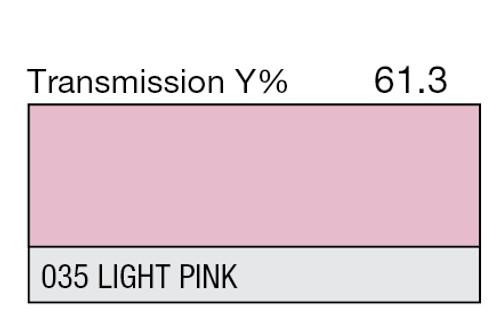 035 Light Pink