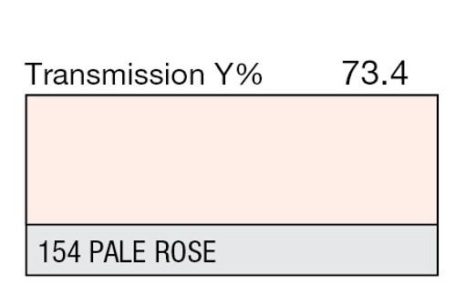 154 Pale Rose