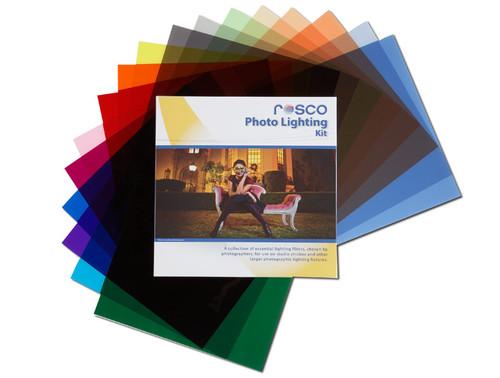Photo Lighting Filter Kit