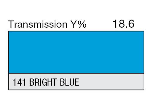 141 Bright Blue High Temp