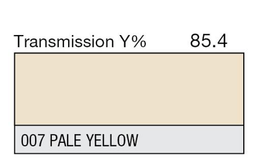 007 Pale Yellow High Temp