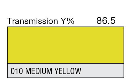 010 Medium Yellow High Temp