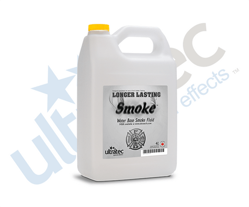 Longer Lasting Smoke Fluid