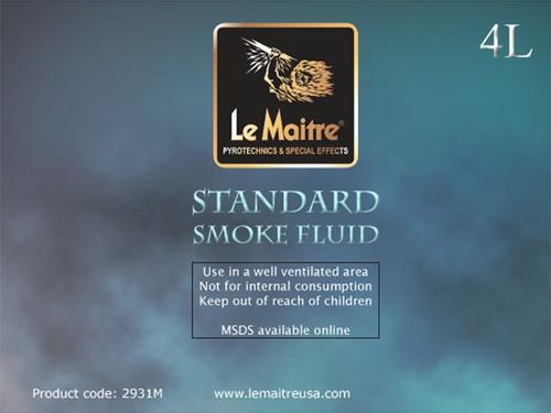 Standard Smoke/Fog Fluid