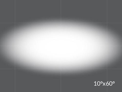 Opti-Sculpt 10° x 60°
