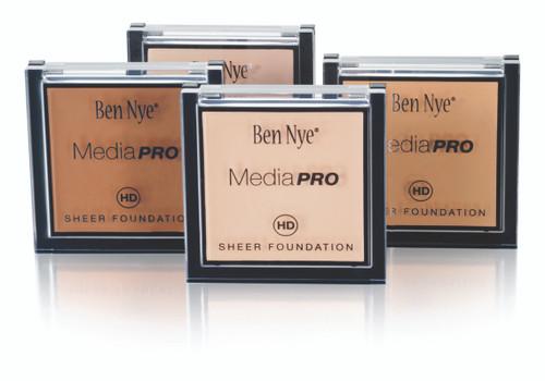 MediaPro HD Sheer Foundations