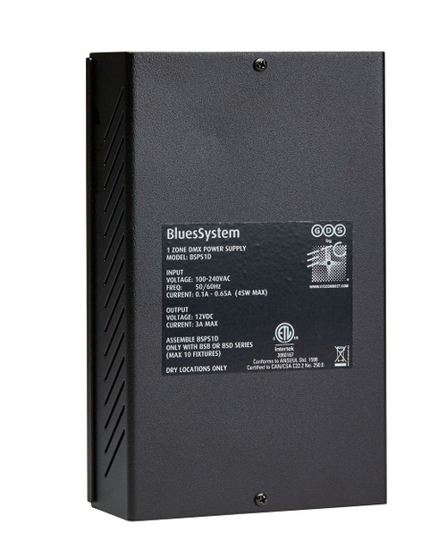 1 Zone Power Supply