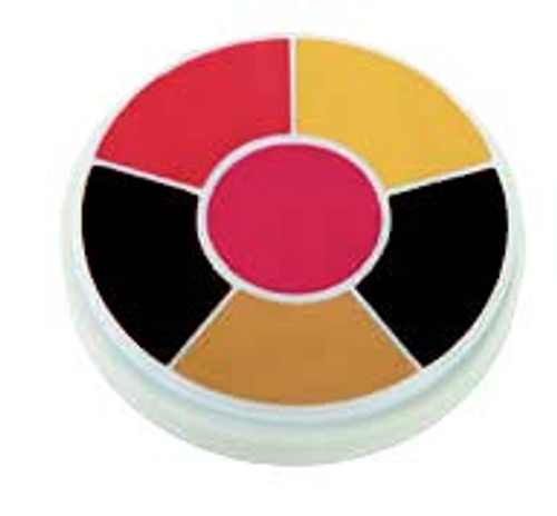 Brown Contour Wheel