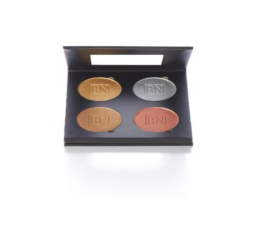 Lumiere Metallic Palette 4-color