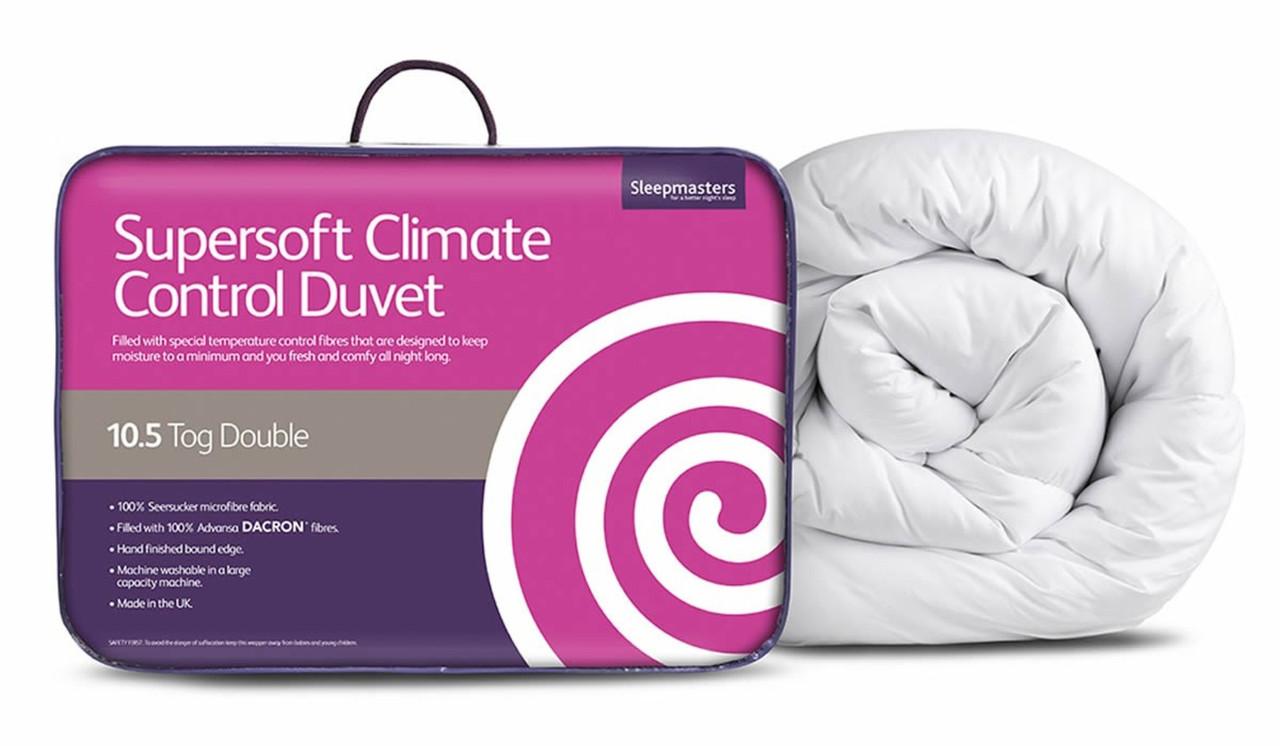 Premium Climate Control Duvet (from £65.99)