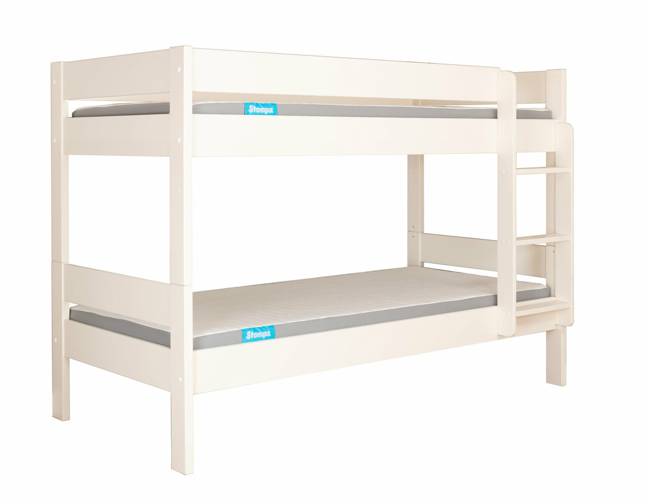 Picture of: Mi Zone Compact Wooden Bunk Bed Bensons For Beds