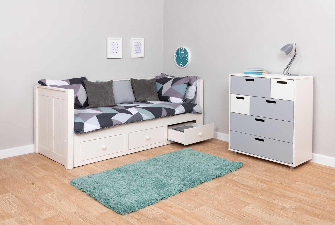Mi Zone Wooden Day Bed Bensons For Beds
