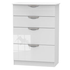Merton 4 Drawer Deep Chest of Drawers